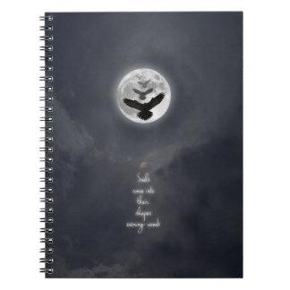 Evening Womb Notebook