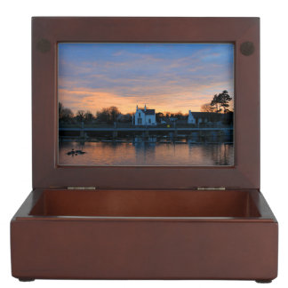 Evening Woodquay Keepsake Box