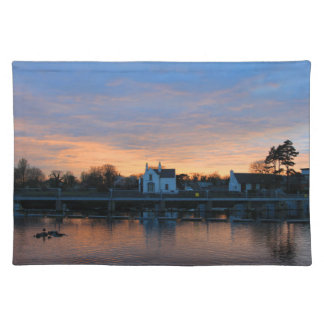 Evening Woodquay Placemat