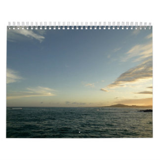 evenings of the Galapagos Calendar