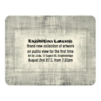 Invitation wordings for exhibition best custom invitation art exhibition invitations announcements zazzle com au stopboris Gallery