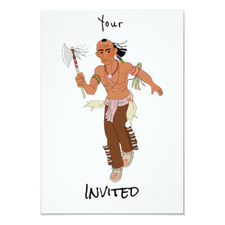 Event, Occasion, Ceremony Native American Card