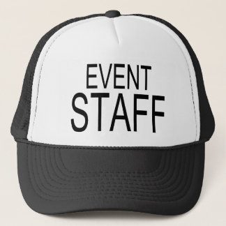 Event Staff Hat