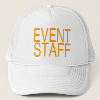 Event Staff Trucker Hat
