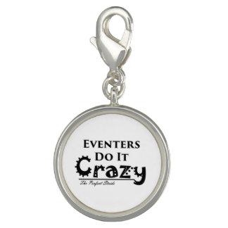 Eventers Do It Crazy Charm