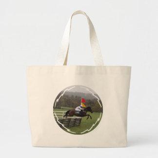 eventing-1 jumbo tote bag
