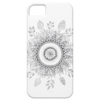 Ever-growing Mandala iPhone 5 Case