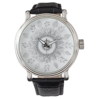 Ever-growing Mandala Watch