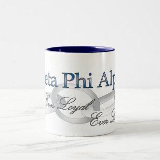 Ever Loyal Ever Lasting 2 Color Two-Tone Coffee Mug
