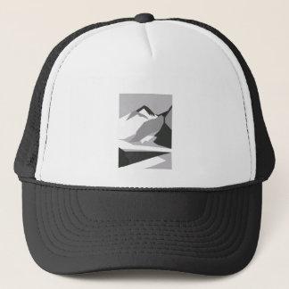 Everest - black trucker hat
