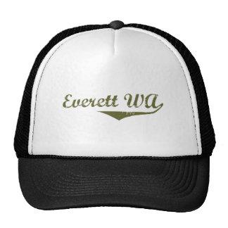Everett Revolution t shirts Mesh Hats