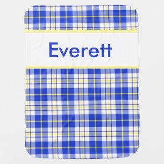 Everett's Personalized Blanket