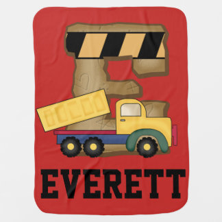 Everett's Personalized Gifts Baby Blanket