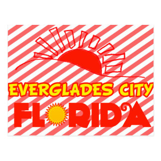 Everglades City, Florida Postcard