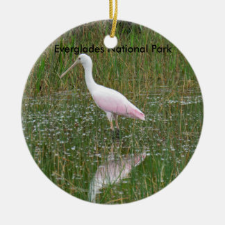 Everglades National Park Ceramic Ornament