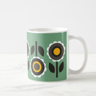 Evergreen Aster Coffee Mug