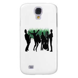 Evergreen Blues Samsung Galaxy S4 Cover