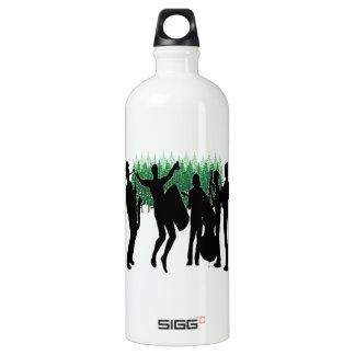 Evergreen Blues Water Bottle