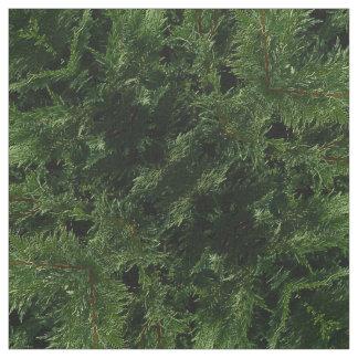 Evergreen Tree - Cypress Boughs Fabric