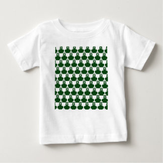 Evergreen Victorian Lace Baby T-Shirt
