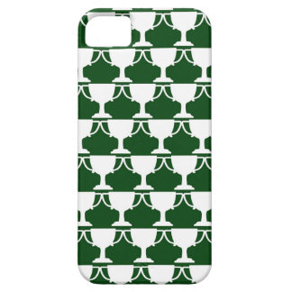 Evergreen Victorian Lace iPhone 5 Cover