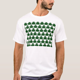 Evergreen Victorian Lace T-Shirt