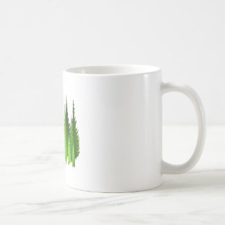 EVERGREEN WAYS COFFEE MUG