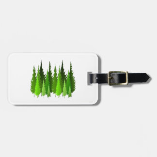EVERGREEN WAYS LUGGAGE TAG