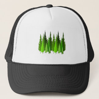 EVERGREEN WAYS TRUCKER HAT