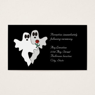 Everlasting Love Reception Cards