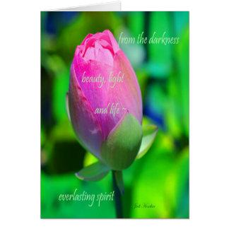 Everlasting Spirit Card