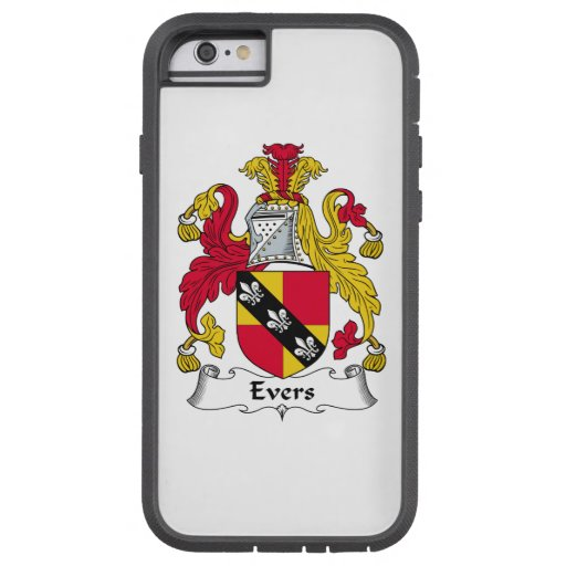 Evers Family Crest iPhone 6 Case