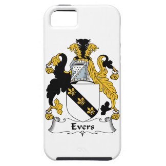 Evers Family Crest iPhone 5 Case