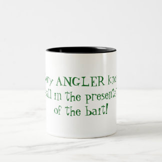 Every ANGLER Knows Mug