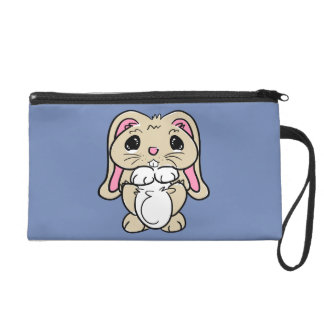 Every Bunny's Friend Wristlet