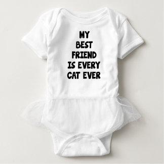 Every Cat Ever Baby Bodysuit