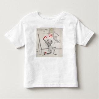 Every Child is an Artist Toddler T-Shirt