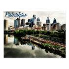 Every cities skyline... Philadelphia Postcard