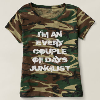 EVERY COUPLE OF DAYS JUNGLIST T-Shirt