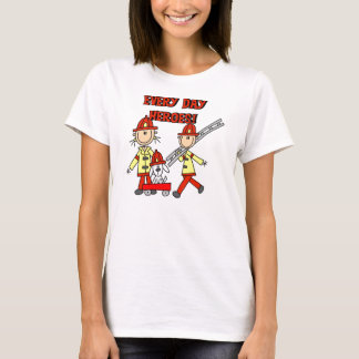 Every Day Heroes Firefighters T-shirts and Gifts