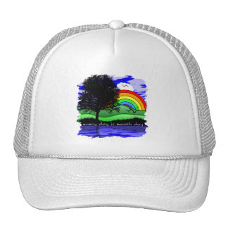 Every Day is Earth Day Hat