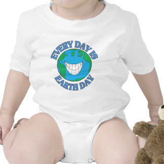 Every Day is Earth Day Romper