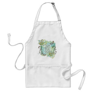 Every Day is God's Gift to You, Woman's Apron