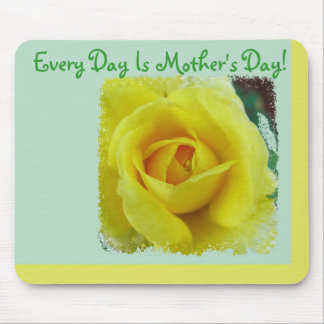 Every Day Is Mother's Day, Rose Mouse Mats