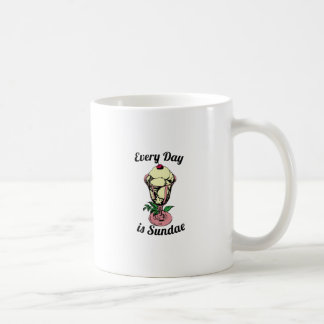 Every Day is Sundae Mugs