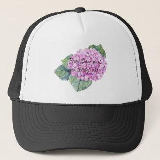 Every flower must grow through dirt trucker hat