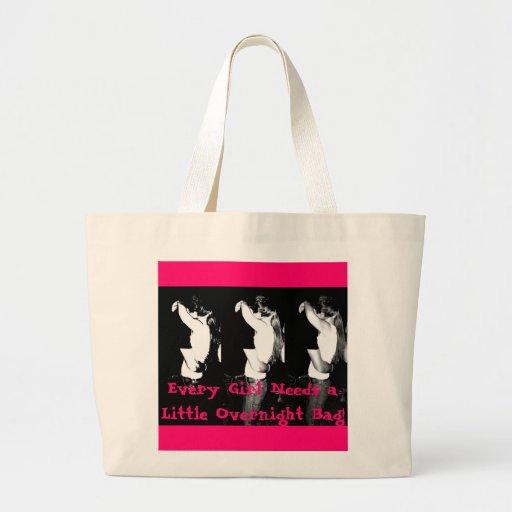 Every Girl's Overnight Bag - smaller