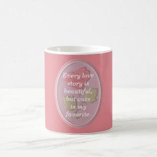 Every love story - coffee mug