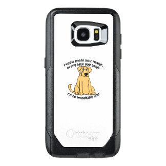 Every meal you make Labrador Retriever OtterBox Samsung Galaxy S7 Edge Case