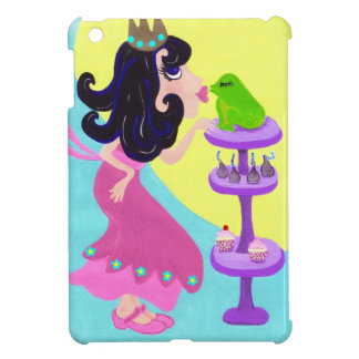 Every Princess has to kiss a lot of Frogs Cover For The iPad Mini